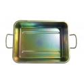 Bandeja metalica para peças - 8939