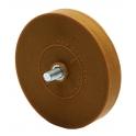 Disco borracha - 5390 p/ retirar adesivos na carroçaria