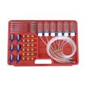 Teste injectores - 8114 CAMMON RAIL 24 adaptadores