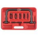 Jogo 7 peças - 2105 - p/ desmontar válvulas
