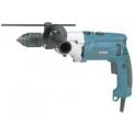 Berbequim Percutor HP2071 - 13mm aço