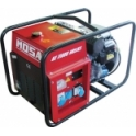 Gerador a gasolina 3000 rpm -  GE-11000 HBS / GS RENTAL