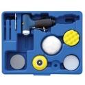 Rectificadora - 9260 pneumática angular 2200RPM composite